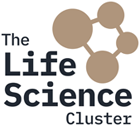 The Life Science Cluster logo